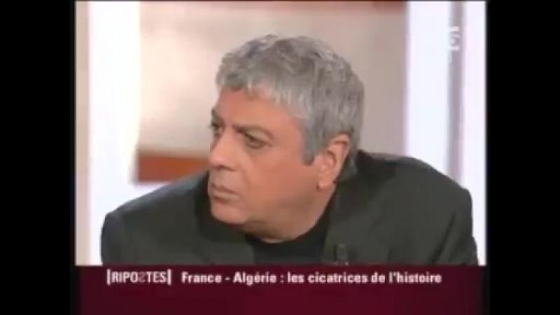 Gisèle Halimi juive remet en place le sioniste Enrico Macias concernant son interdiction d'entrer en l'Algérie Veuillez vous a