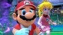 МАРИО ТЕННИС 4 мультик игра для детей Детский летсплей на СПТВ Mario Tennis Aces