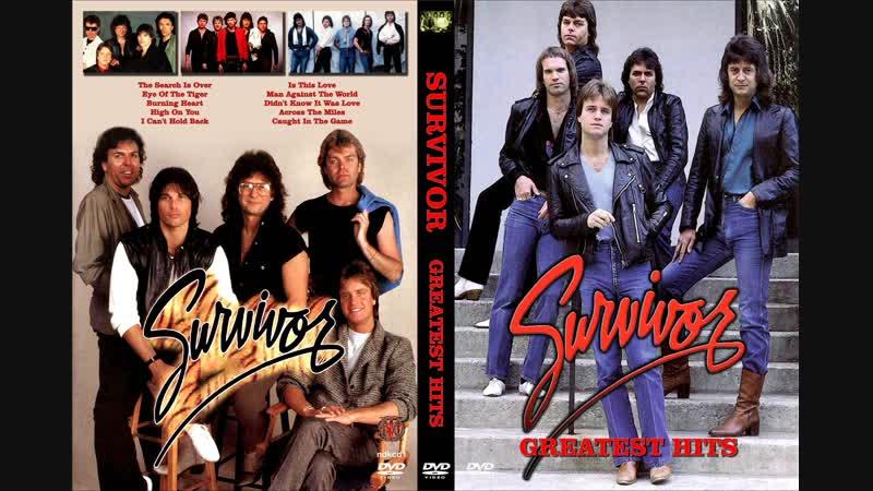 Survivor (Scotti Bros Entertainment) 1993@