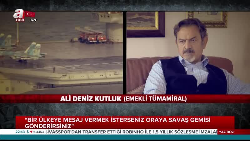 Yaz Boz - İZLE (05.01.2019) - Ahaber-05