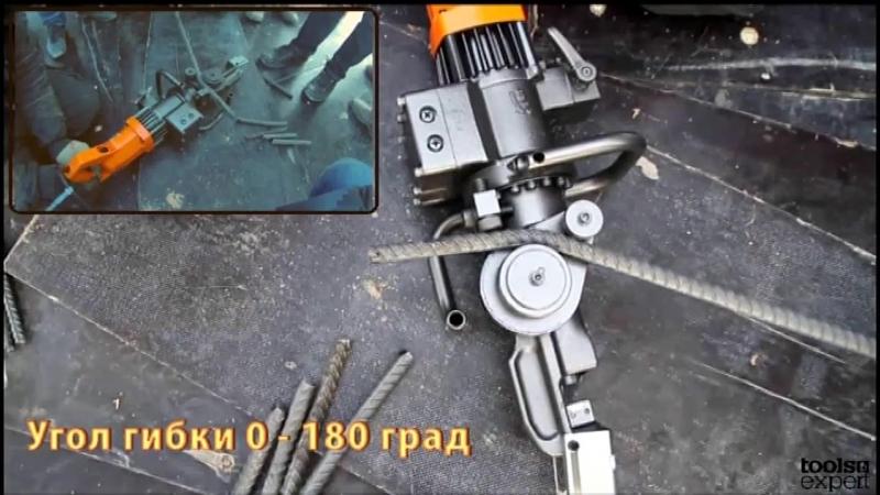 Гибщик резчик арматуры Diamond DBC 16H