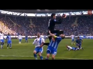 Бойко чуть не убил Гусева ударом с колена в голову!