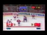 Чемпионат мира по хоккею 1989, Швеция, групповой этап, СССР-Канада, 4-3, 1 место, Быков Вячеслав