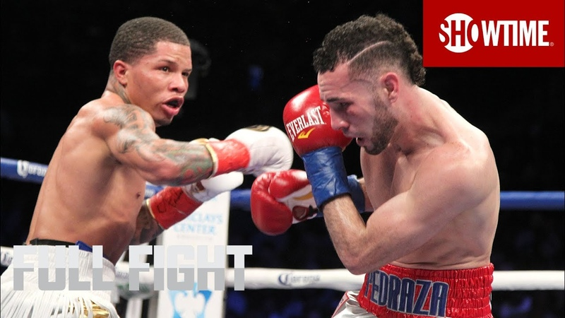 Jose Pedraza vs Gervonta Davis Full Fight SHOWTIME CHAMPIONSHIP BOXING