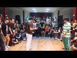 Funky Man 7 - Popping 14 final Pino4et vs Mr.Grin