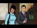 Спецагент Арчер / Archer / Сезон 2 / Серия 10 из 13 / (2011) WEB-DL 720p
