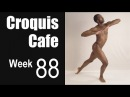 The Croquis Cafe: The Artist Model Resource, Week #88