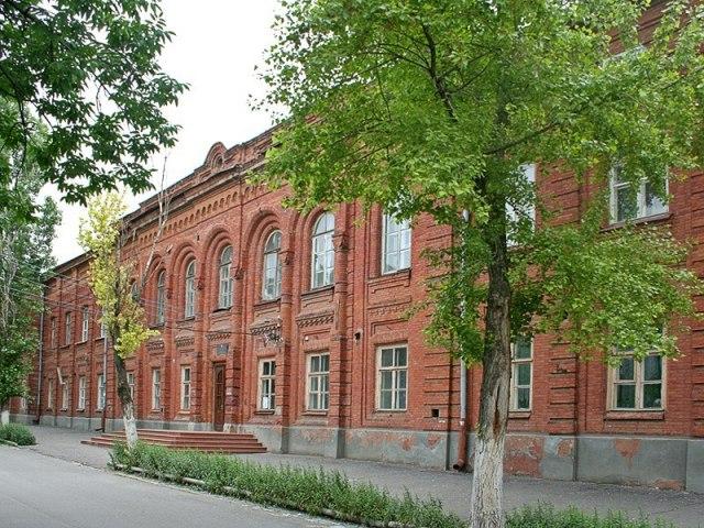 Мариинская гимназия Таганрога