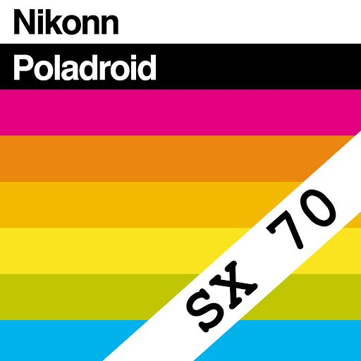 Nikonn альбом Poladroid Sx70