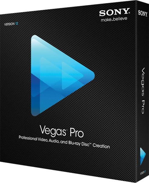 Sony Vegas Pro 12 Build 394 + patch