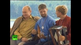 Putin meets Russian folk metal #coub, #коуб