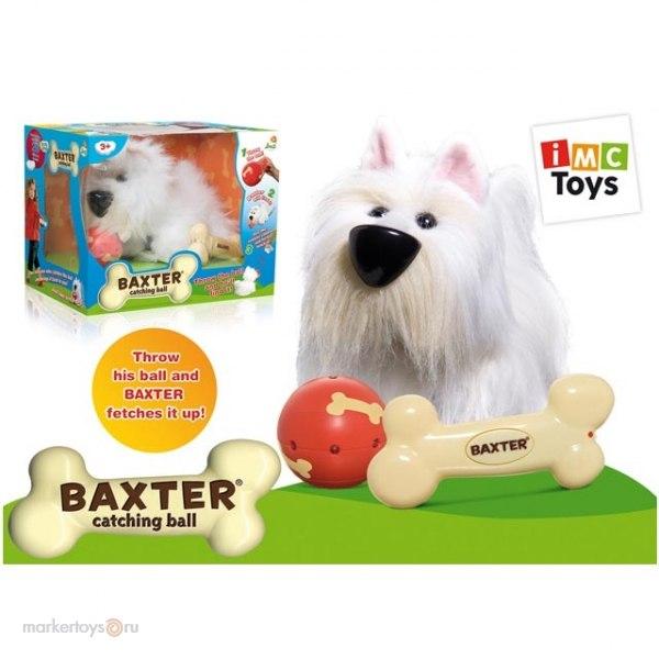 игрушка собака интерактивная samby