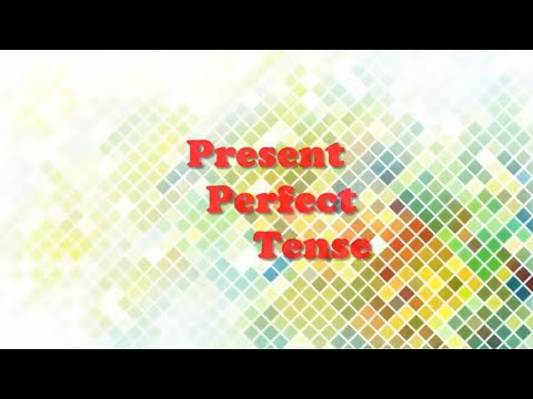 Bangla Tutorial of Present Perfect Tense