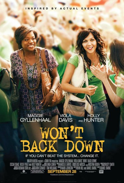 Ver Won't Back Down(2012) Online