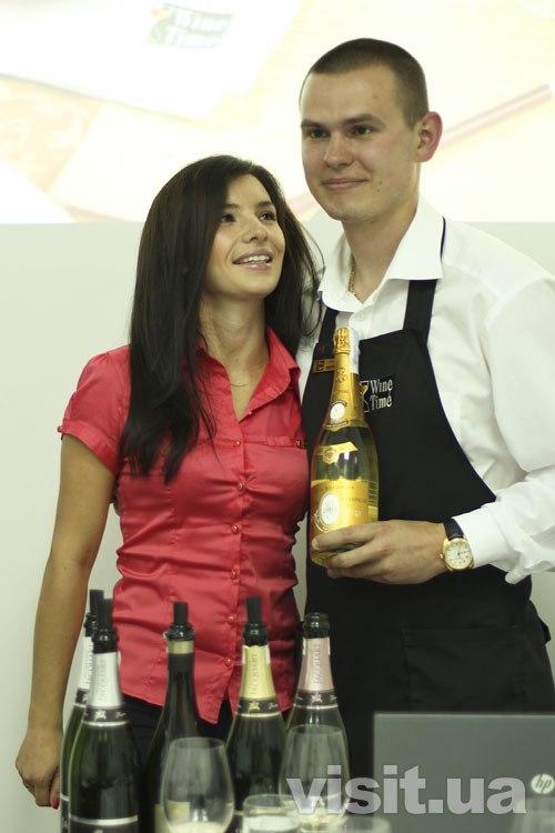 Дегустація французького шампанського Jacquart