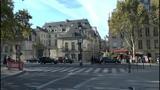 Walk around Paris France Notre Dame Cathedral Mus