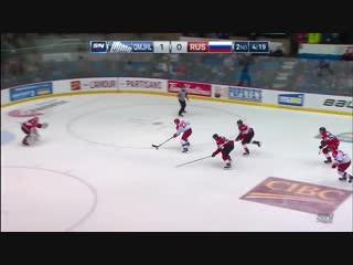 СуперСерия-2018. Игра 6. RUS – QMJHL – 3:2 ОТ. Обзор матча