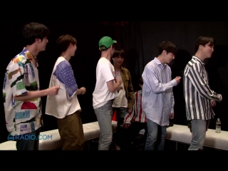(BTS EXCLUSIVE) BTS Mimic Iconic Dance Moves From Michael Jackson, Beyonce, NSYNC More .mp4