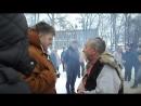 Благословение зернами на Масленице 06.03.2011