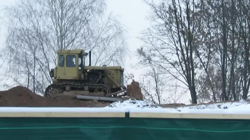 На Полоцком путепроводе стартовали подготовительные работы перед его масштабной реконструкцией. репортаж «Витебского курьера»