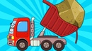 Весёлый Мультик про Машинки – Биби и Грузовичок Новая Серия - Развивающее Видео для Детей