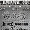 METAL HEADS' MISSION В ТОЛЬЯТТИ