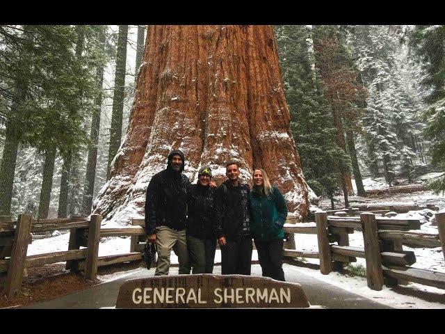 TEASER- Zion, Bryce, Death Valley, Yosemite, Sequoia. 5 Parks in 5 days! Epic Road Trip- Trailer