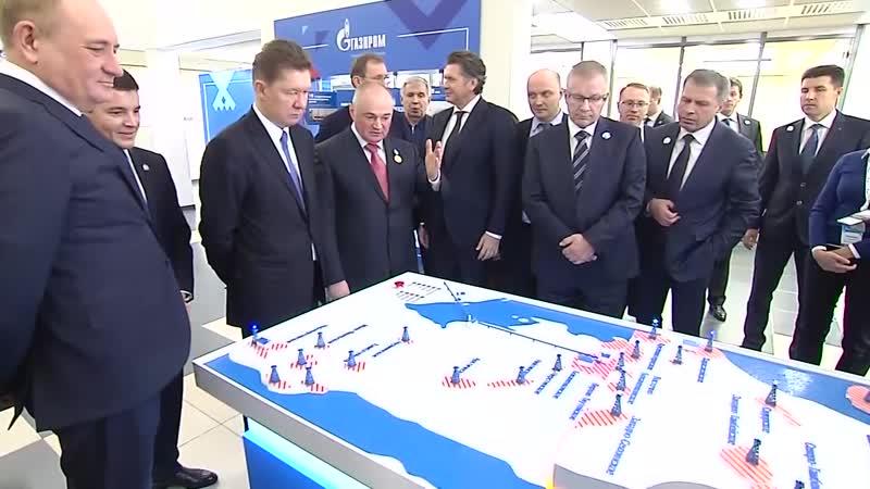 Пятое декабря 2018 года теперь навсегда вписано в историю Ямала и компании «Газпром»