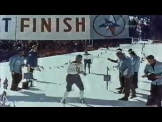 1960 Squaw Valley Olympic Winter Games, Cross Country, 50 km, Men