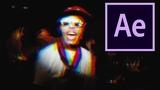 TRIPPY new MUSIC VIDEO transition! DISTORT CHROMA Tutorial!