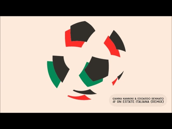 Gianna Nannini Edoardo Bennato Un' Estate Italiana Remix ★