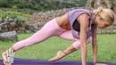 Best Yoga Workout Challenge ♥ Summer Body in 2 Weeks | Cusco, Peru