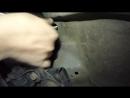 Чистка испарителя кондиционера в Хонда Цивик 4Д своими руками