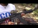 AR 15 против автомата Калашникова что лучше
