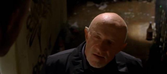 Mike Ehrmantraut - Breaking Bad - Дятел