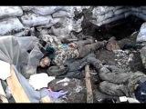Последствия штурма блок-поста Углегорска 18