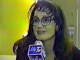 София Ротару в Торонто (1995). Интервью после концерта