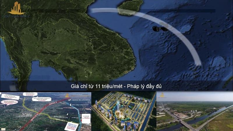 ✔Video Chính Thức Dự Án Khu Đô Thị Green City (xã Tân An Hội)| GREEN CITY CỦ CHI ✔