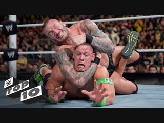 [WWE QTV]☆[Top 10]Stolen submission finishers]