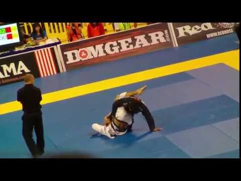 Kron Gracie vs Durinho (Final Mundial 2011)