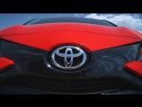 AcademeG Такого не увидишь в России. Toyota AYGO.