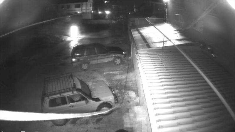 Члены экстремисткой организации пытались поджечь дом муфтия мусульман Крыма Эмирали Аблаева
