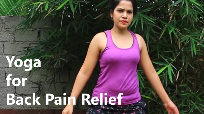 Stretch and Bend | Yoga for Back Pain Relief