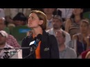 The chair umpire are human :)