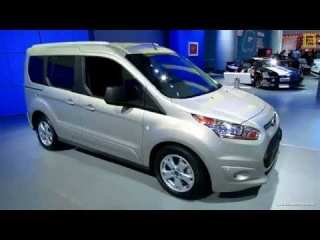 Ford Transit Combi 2013 (Форд Транзит Комби) тест-драйв