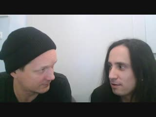 """Live-chat with henkka & daniel about the new single & video """"under grass and clover"""""""