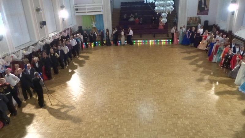 MAH02640 - Томск - 13 октября 2018 г - Осенний бал в Томском политехническом университете