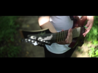 BROJOB - TEMPER TANTRUM (GUITAR PLAYTHROUGH BY JOSH HANSEN)