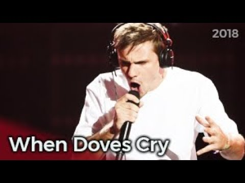 'When Doves Cry' by Sam Perry The Voice AU 2018 Blind Audition
