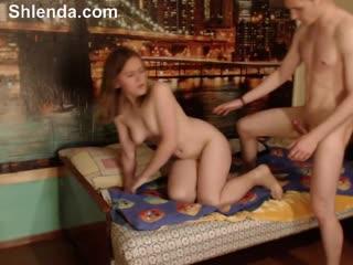 Молодую жопастенькую подругу трахаю в попу в общаге mature teen anal milf lesbian young big ass teen homemade sex